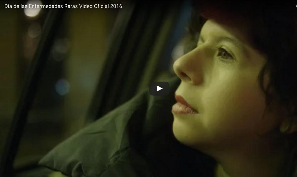 Vídeo oficial del Día Mundial de las Enfermedades Raras 2016