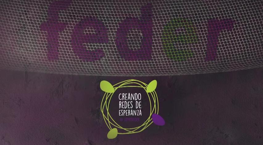 """Feder presenta su vídeo """"Creando Redes de Esperanza"""""""